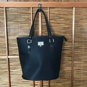 Courreges black purse